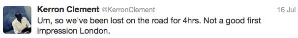 Kerron Clement